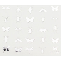 Insects silver (F199)