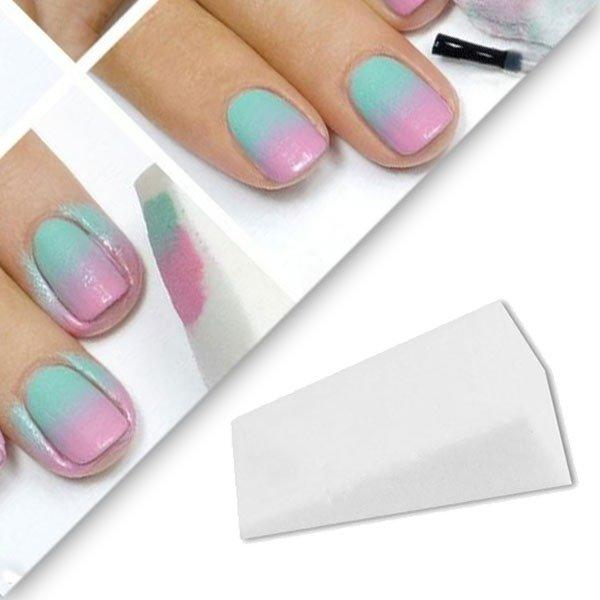 Nail sponge / stamper ombre | Nail Art \\ Remaining | EM Nail ...