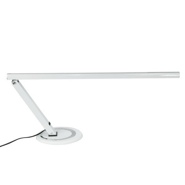 Desk lamp 20w white devices lighting em nail professional desk lamp 20w white mozeypictures Image collections