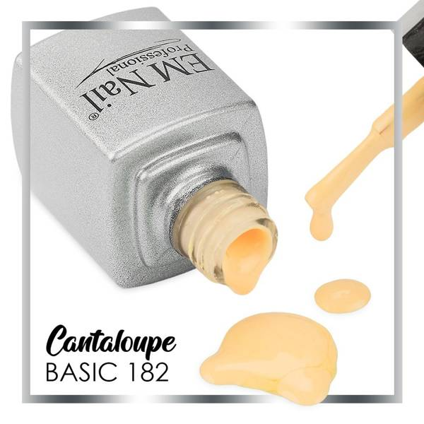 Cantaloupe 182 Gel Polish