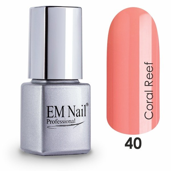 Coral Reef 40 Gel Polish