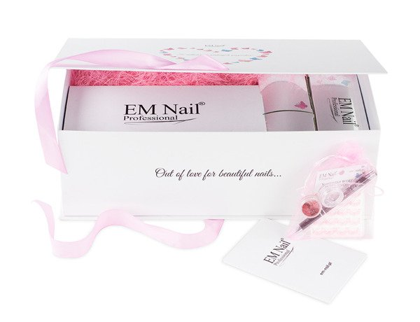 Gel Polish Gift Set LED 54W