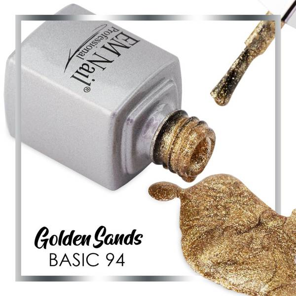 Golden Sands 94 Gel Polish