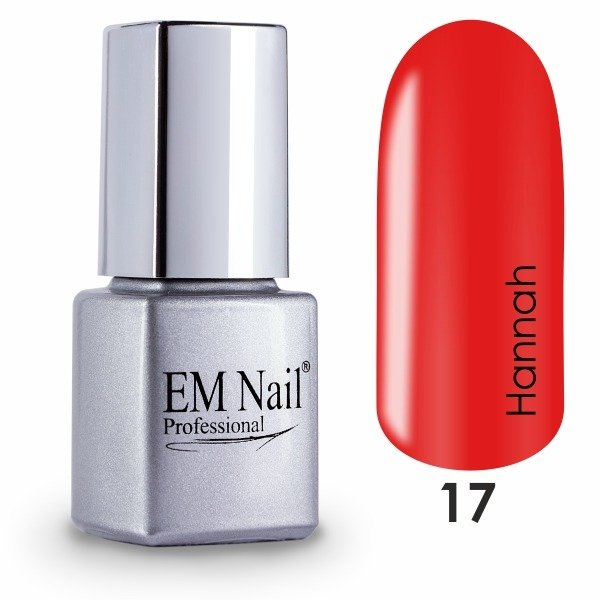 Hannah 17 Easy 3in1 Gel Polish
