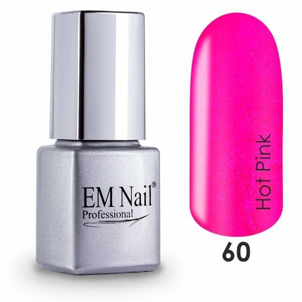Hot Pink 60 Gel Polish