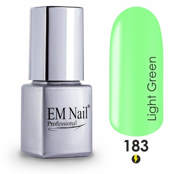 Light Green 183 Gel Polish