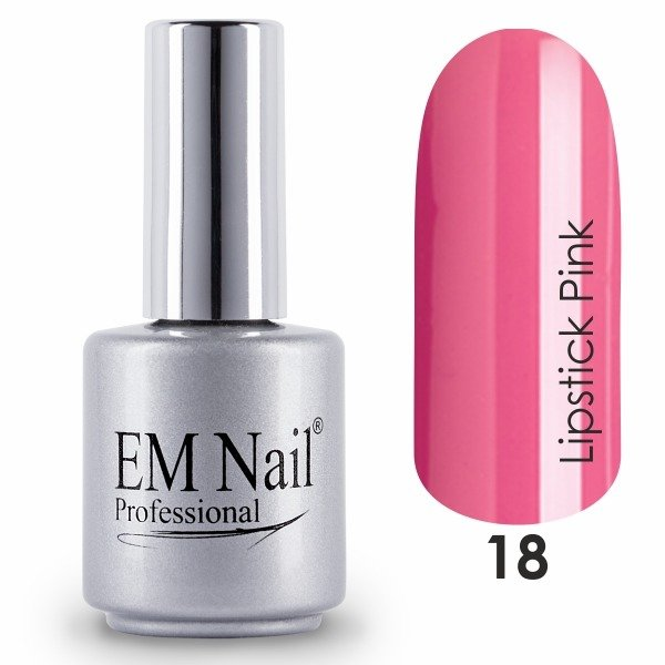 Lipstick Pink 18 Gel Polish
