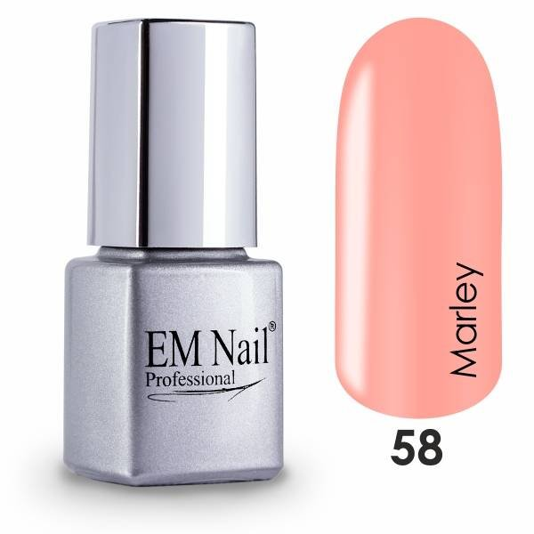 Marley 58 Easy 3in1 Gel Polish