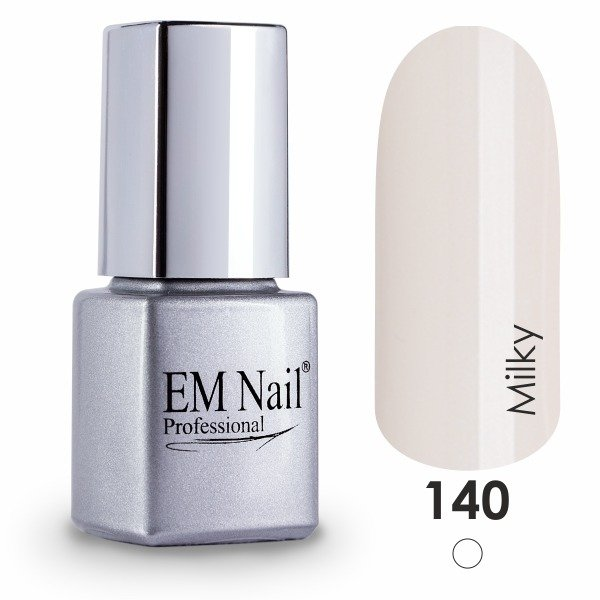 Milky 140 Gel Polish