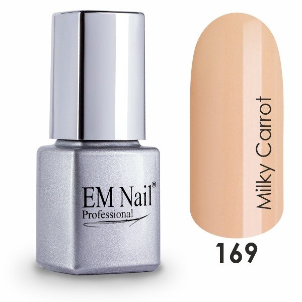 Milky Carrot 169 Gel Polish