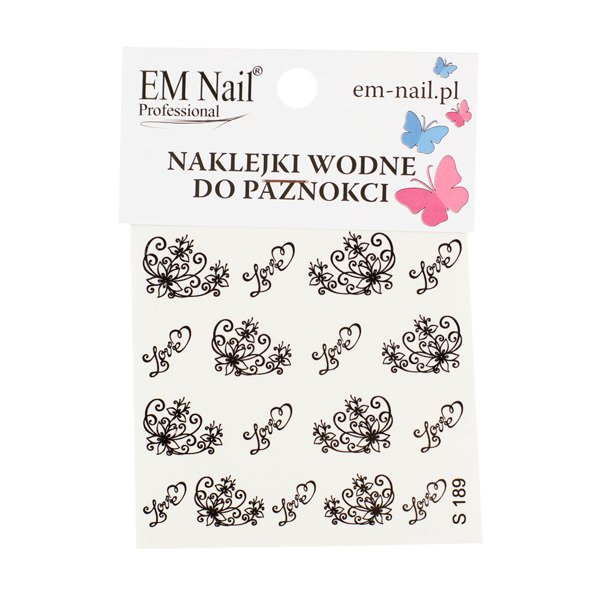 Nailart Water Stickers
