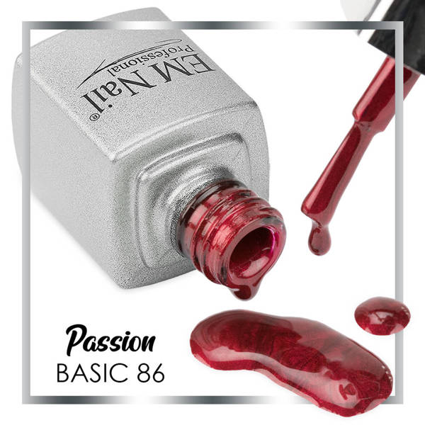 Passion 86 Gel Polish