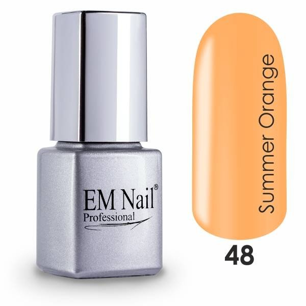 Summer Orange 48 Gel Polish