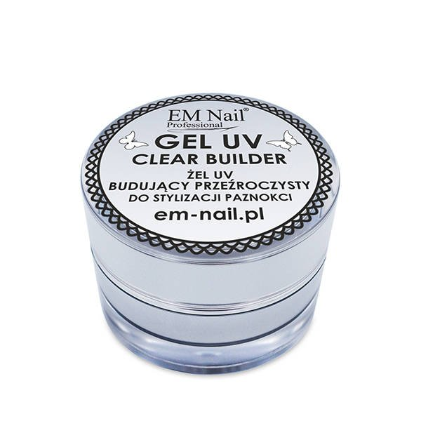 UV Builder gel - clear