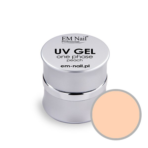UV Gel One Phase - peach