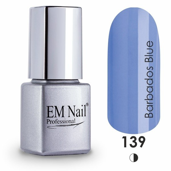 Barbados Blue 139 Gel Polish