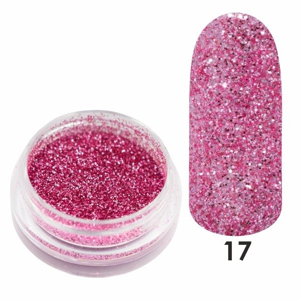 Brokat - Glam Pink 17