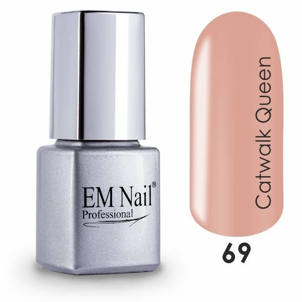Catwalk Queen 69 Gel Polish