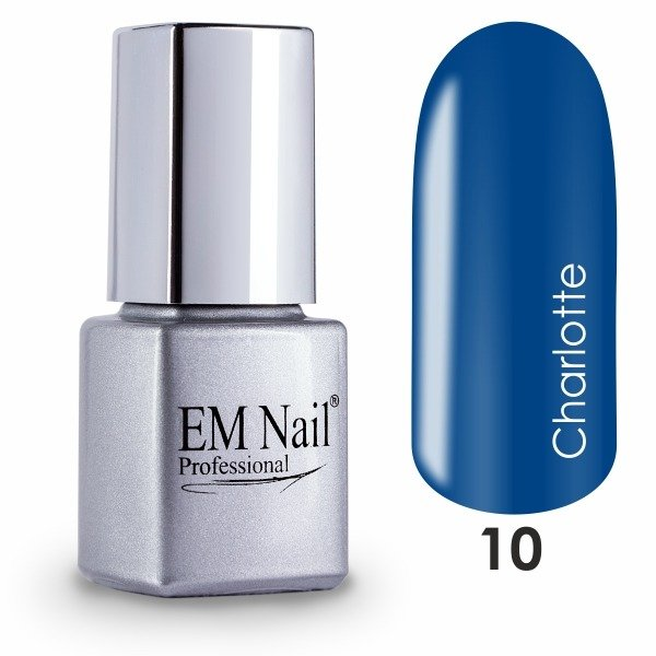 Charlotte 10 Easy 3in1 Gel Polish