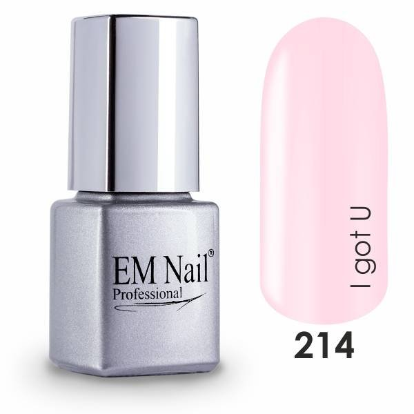 I Got U 214 Gel Polish