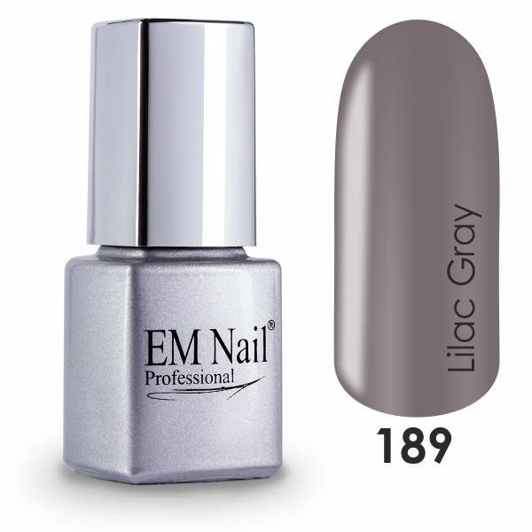 Lilac Gray 189 Gel Polish
