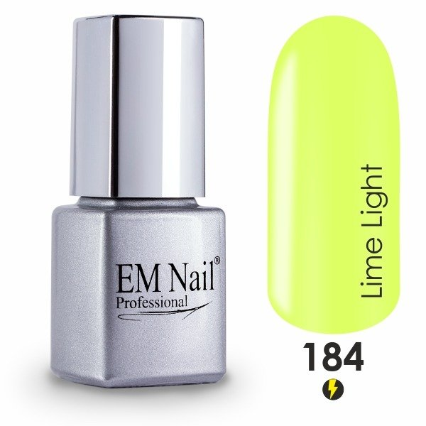 Lime Light 184 Gel Polish