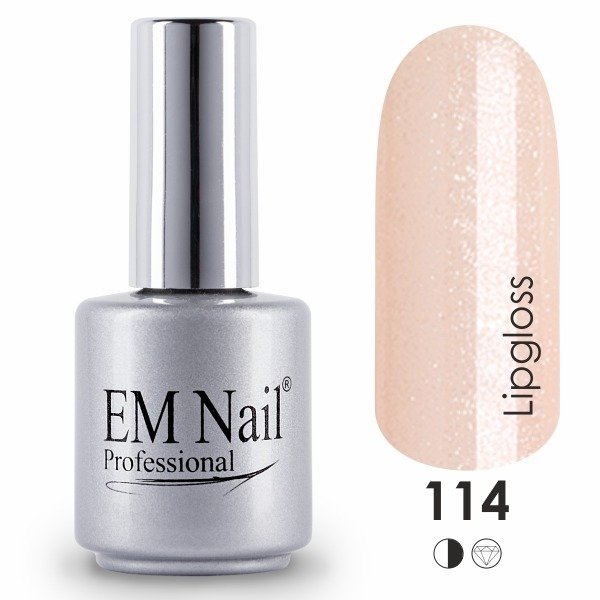 Lipgloss 114 Gel Polish