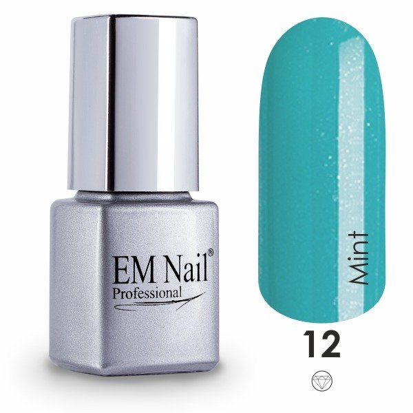 Mint 12 Gel Polish