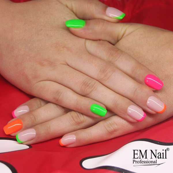 Neon Rouge 160 Gel Polish