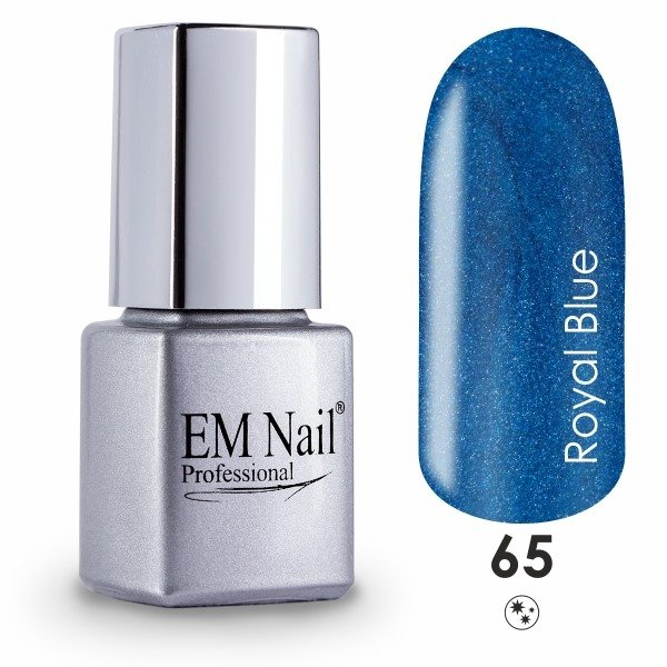 Royal Blue 65 Gel Polish