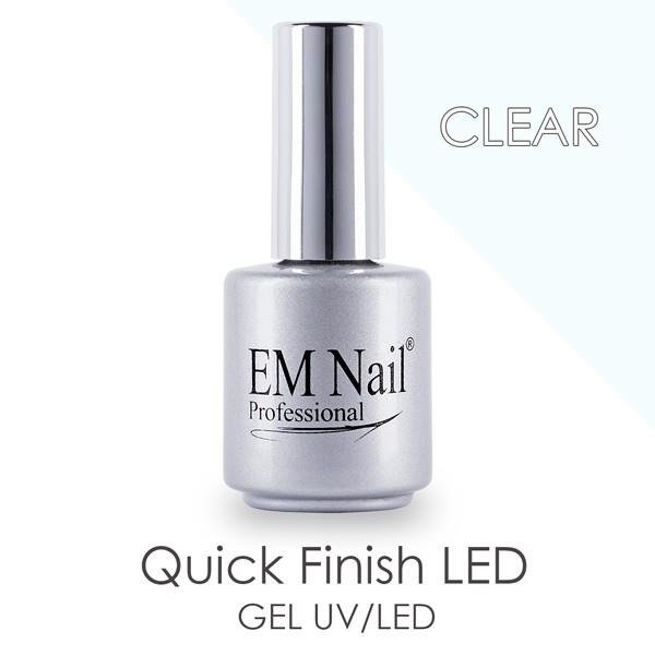 Quick Finish LED - Clear