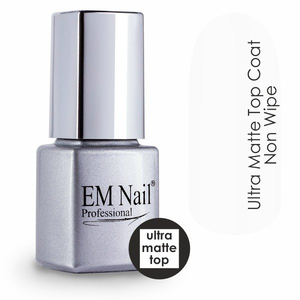 Ultra Matte Top Coat Non Wipe